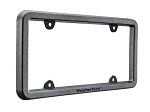 License Plate BumpFrame by WeatherTech
