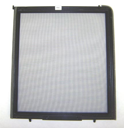 Vanagon Westfalia Driver Side Replacement Screens for Side Sliding Windows