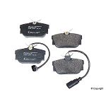 2001 - 2005 VW EuroVan Rear Brake Pad Set for 280mm rotors - Meyle or OP Parts brand (see description for correct fit)