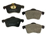 1997 - 2000 VW EuroVan Front Brake Pad Set for  models with Ate calipers & 280mm rotors - Mintex or Ate brand (no sensor)