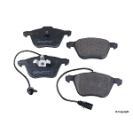 2001 - 2005 VW EuroVan Front Brake Pad Set for 313mm rotors - Meyle Semi Metallic (see description for correct fit)
