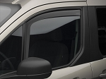 2014 - 2020 Ford Transit Connect Wind & Rain Deflectors (Dark Tint) - all models - Free Shipping!