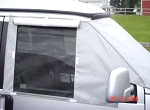 Deluxe Marine grade 2-ply polyester Windshield Cover for 1992 - 2005 VW EuroVan (MV, GLS, Camper, Rialta, Vista, Sunstar)