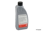 Synthetic Automatic Transmission Fluid - OEM Febi or Rowe brand - 1 liter (4 req) from 1/95-on only - Ships only by Fedex Home Delivery or UPS Ground or Standard