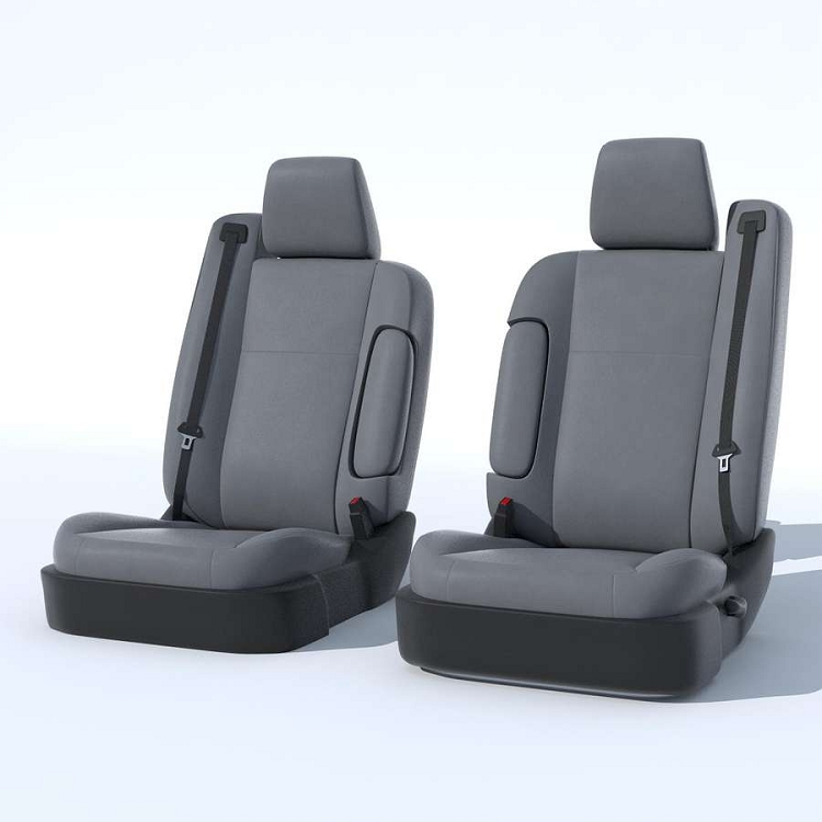 PrecisionFit Leatherette Custom Seat Covers for 1997 - 2001 VW EuroVan