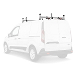 2014 - 2021 Ford Transit Connect H1 2 Bar Stainles Steel Low Profile Roof Rack System
