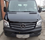 2014 - 2018 Mercedes Sprinter Form Fit Hood Protector *see description for correct fit