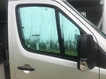 2007 - 2018 Sprinter Van Cab Side Window HeatShields 2pc set