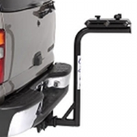 Hitch Accessories - Bike Racks, Steps & Cargo Carriers