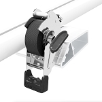 Ratchet-Tie-Down with Self Contained Straps for Vantech H3 Rack Systems