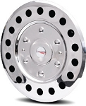 2007 - 2020 Sprinter 2500 Set of 4 Stainless Wheel Simulators for 16 inch Steel Wheels*