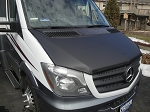 2014 - 2018 Sprinter Full Hood Bra - (for 4 or 6 cylinder engine models)