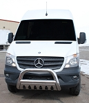 Aries Stainless Bull Bar for 2012 - 2020 Nissan NV 1500, 2500 & 3500 *Free Shipping!