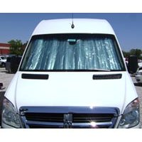ProMaster City Cab Window Sunshade