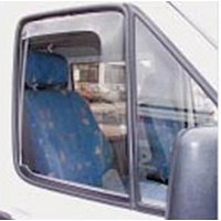 Sprinter Wind and Rain Deflectors & Hood Guards