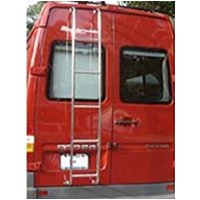 Sprinter Rear Door Ladders