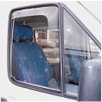 Nissan NV 200 & Chevy City Express Wind and Rain Deflectors