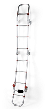 Fiamma Deluxe 8 Universal Folding Ladder for RVs