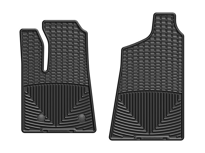 2015 - 2020 Ford Transit Van All-Weather Rubber Floor Mats