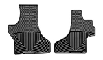 1997 - 2020 Ford E Series Van All-Weather Rubber Floor Mats