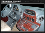 2001 - 2006 Sprinter 20pc Premium Dash Kit (fits models with 5 cyl. engine)