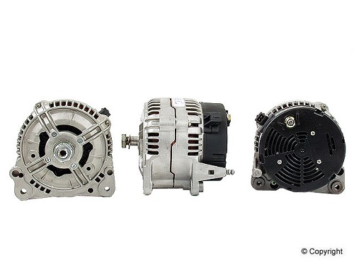 1992 - 1998 EuroVan 120amp Remanufactured Alternator without pulley - Bosch *core charge