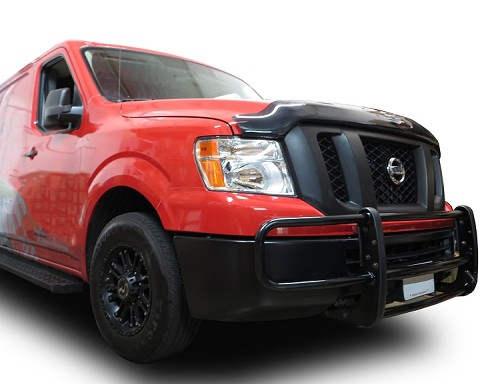 SteelCraft Front Runner Guard for 2012 - 2020 **Nissan NV *Free Shipping! **fits over original factory bumper only