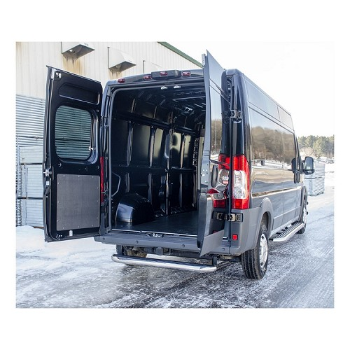 2014 - 2020 ProMaster Mega Stainless Steel 54 inch Rear Step