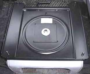 1999 - 2003 EuroVan Front Seat Swivel Adapter - available late May 2021