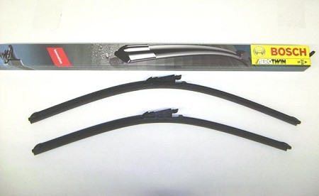 Bosch AEROTWIN Premium Wiper Blade Pair for 2007 - 2017 Sprinter (all with 4 or 6 cylinder engine)