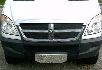 Sprinter Grille Screen - 2001 - 2021 all models