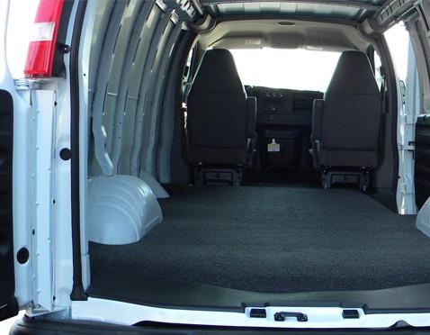 Vanrug Cargo Mat For 1996 2020 Chevy Express Gmc Savana Cargo Van