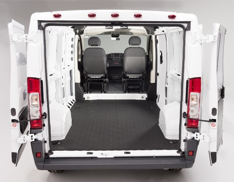 VanTred Cargo Mat for 2014 - 2021 Ford Connect Cargo Van - Short Wheelbase**